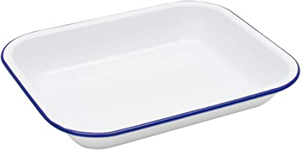 Best blue and white roasting pan Reviews