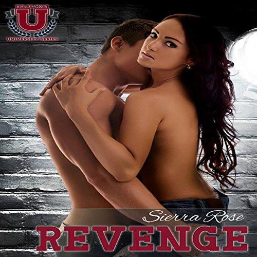 Revenge: A Novella audiobook cover art