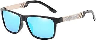 Zhuhaitf Sunglasses for Men Women Polarized, UV Protection Goggles Eyeglasses Fashion Unbreakable for Cycling Running Fishing Driving