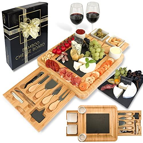 51yE8ekesrS._SL500_ Bamboo Cheese Board Wooden Ceramic