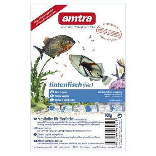 Amtra Tintenfisch fein Blister 10x100g (1kg)