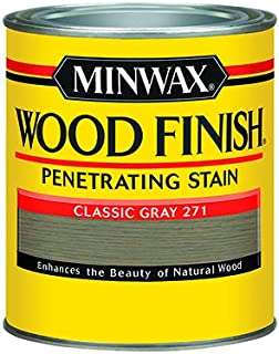 stain that makes wood look wet