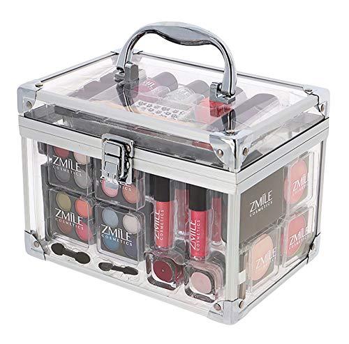 ZMILE Cosmetics Schmink Set Transparent Palette maquillage
