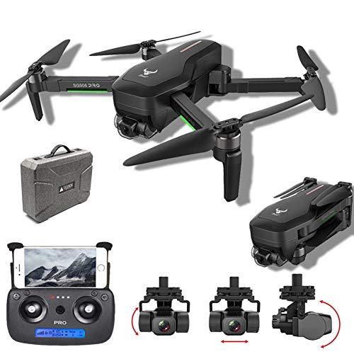 MAFANG Drone Dreamer con Cámara 4K para Adultos, 26 Minutos De Vuelo, GPS RC Quadcopter con Motores Sin Escobillas, Regreso Automático A Casa, Retención De Altitud, Sígueme, FPV Drone WiFi 5G
