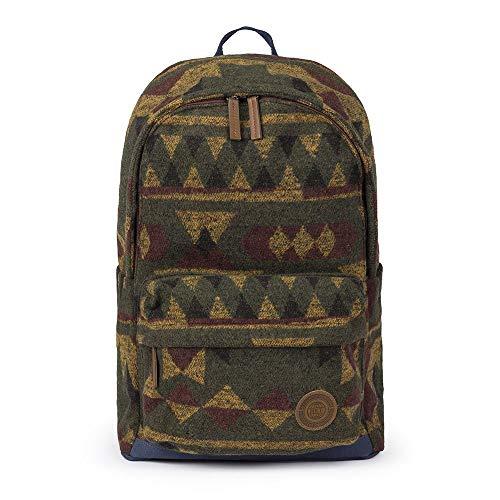 Hackett London Hkt Wool Pattern BP, mochila para Hombre, 0aa, One_Size