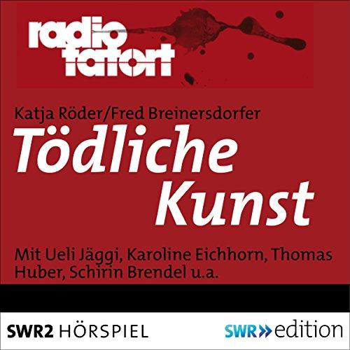Tödliche Kunst audiobook cover art