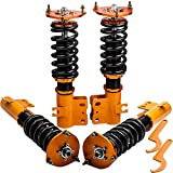 Coilovers Suspensions for Subaru Forester 1998 1999 2000 2001 2002 Adj. Height Shocks Front + Rear