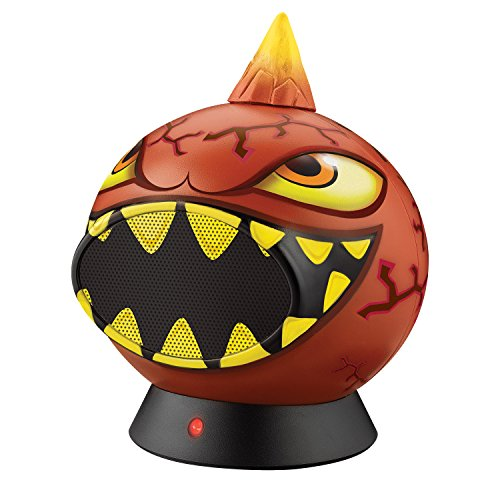 Skylanders Rechargeable Character Speaker, Light Core Eruptor (SK-M66L)