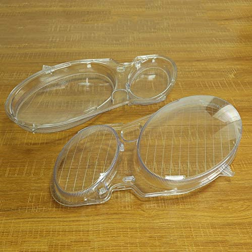 Beauty It is very popular products Car Headlamp Covers Headlight Lens Fit Cover for Benz Glass