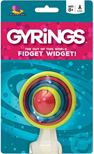 Brainwright Gyrings - The Out of This World Fidget Widget!