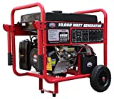 All Power America APGG10000, 10000W Watt Generator with Electric Start, Portable Gas...