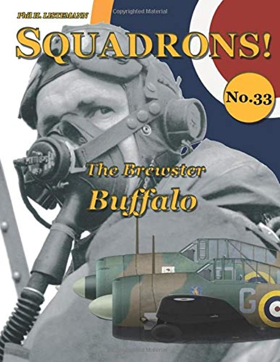 参加者フォーム司教The Brewster Buffalo (SQUADRONS!)