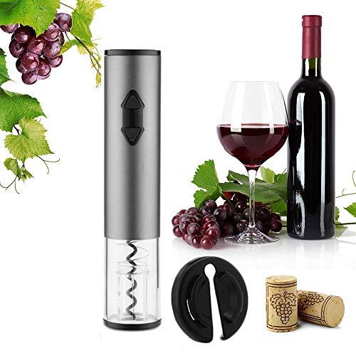 MYYINGELE Sacacorchos Electrico, Abridor de Botellas de Vino, Automático Sacacorchos, Kit de...