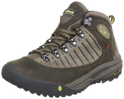 Teva Damen Forge Pro Mid eVent LTR Trekking- & Wanderhalbschuhe, Braun (brown 556), 36.5 EU