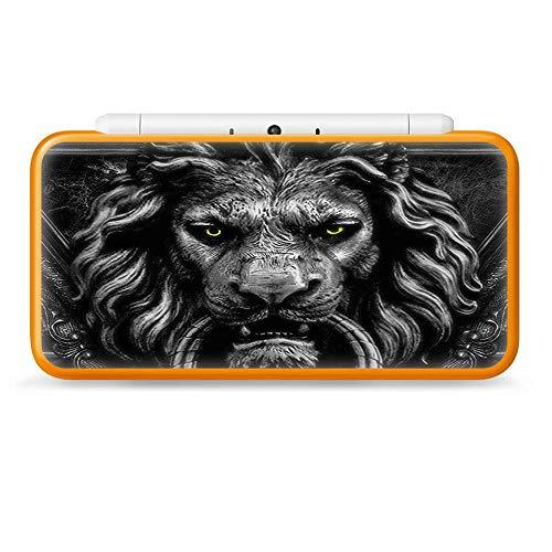 Nintendo 2DS XL Skin Decal Vinyl Wrap - Lions Head Doorknocker