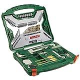 Bosch 103 Piece Titanium Drill and Screwdriver Set