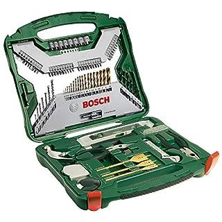 Bosch X-Line Titanio - Maletín de 103 unidades para taladrar y atornillar (B000P4IQSO) | Amazon price tracker / tracking, Amazon price history charts, Amazon price watches, Amazon price drop alerts