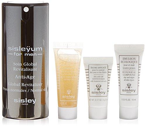 Sisley Gesichtscreme + Reinigungsgel + Balsam + Emulsion Sisleyum - 1 Pack