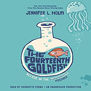 The Fourteenth Goldfish cover art