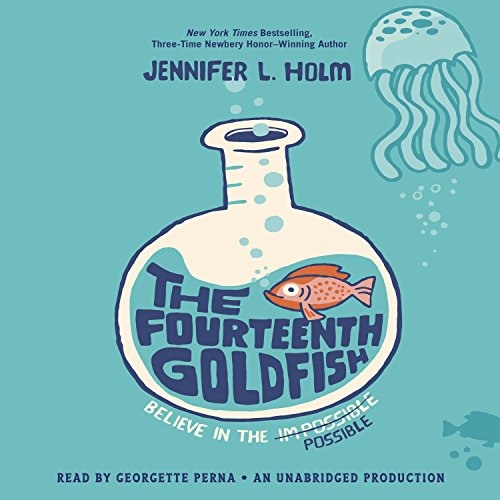 The Fourteenth Goldfish  By  cover art