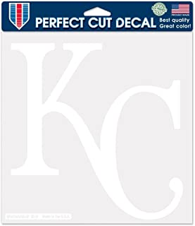 WinCraft MLB Kansas City Royals WCR02997115 Perfect Cut Decals, 8
