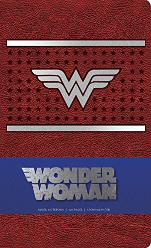 DC Comics: Wonder Woman Ruled Notebook (Dc Comics Notebooks)