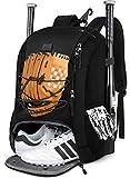 Best Baseball Backpacks - MATEIN Baseball Backpack, Softball Bat Bag with Shoes Review