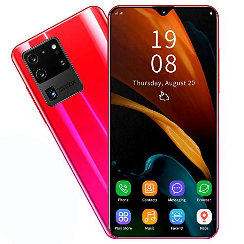 "Xiuganpo Smartphones desbloqueados, Pantalla HD de 6.26 ""1 + 8GB Dual SIM Teléfonos celulares desbloqueados Teléfono móvil Reconocimiento Facial Teléfonos desbloqueados(#2)"