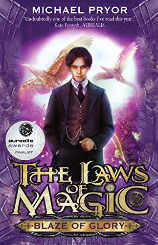 Laws Of Magic 1: Blaze Of Glory (The Laws of Magic) (English Edition)