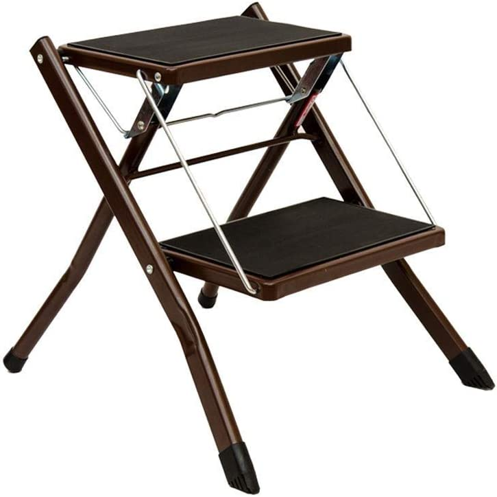 FS Step Stool Household Folding and Thickening Cheap sale Tucson Mall Ladder Two