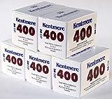 Kentmere 400 ASA in Bianco e Nero Pellicola da 35 mm 36exp 5 Pack