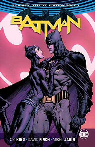 Batman: The Rebirth Deluxe Edition - Book 2 (Batman (2016-))
