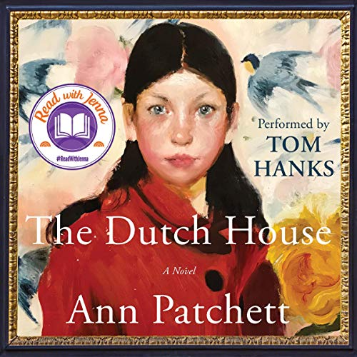 The Dutch House audiobook cover art