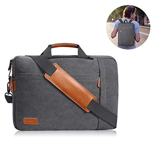 ESTAR Laptop Bag 3 in 1, unisex_adult, 17/17.3 inches., 17.3 Zoll