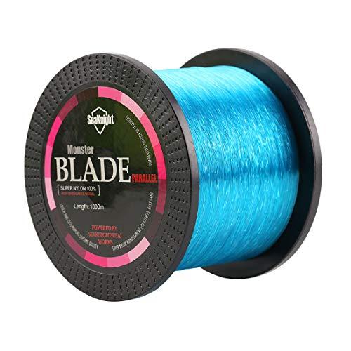 SeaKnight Blade Nylon Fishing Line 500M Japanese Material Monofilament Line Sea Fishing 2-35LB