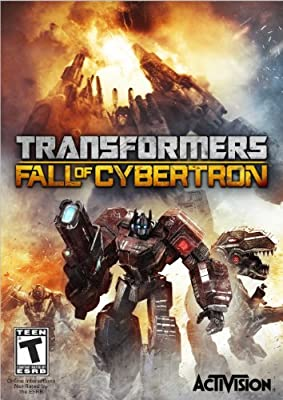 Transformers: Fall of Cybertron from Activision Inc.