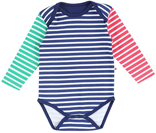 Piccalilly Striped Bodysuit 18-24 Months