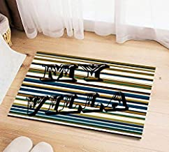 "Brand Nation Digital Printed Floor | mats (Anti Skid) Size 16""/24"" 