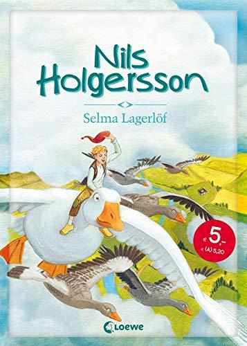 Nils Holgersson: Kinderbuch-Klassiker zum Vorlesen für Mädchen und Jungen ab 5 Jahre
