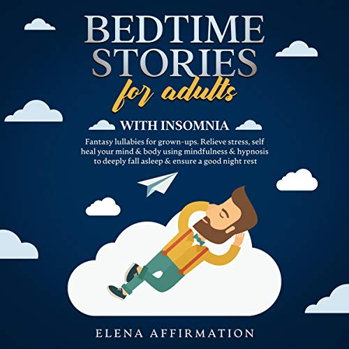 Bedtime Stories for Adults with Insomnia cover art