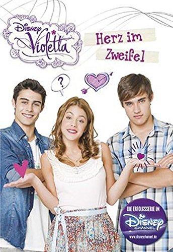 Disney Violetta - Herz im Zweifel: Band 2