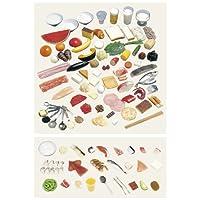 イワイサンプル 糖尿病指導キット単品・食パン タンピン・ショクパン 16-52(30G)(24-4509-52)【1個単位】