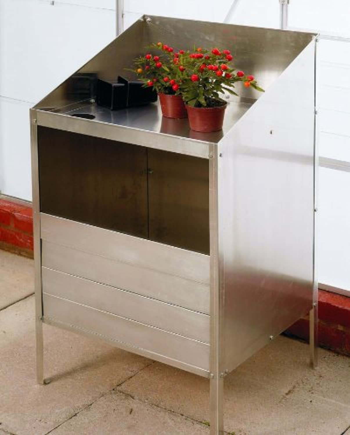 Elite Potting Bench With Alloy Finish