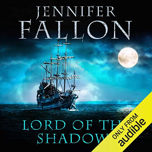 Couverture de Lord of the Shadows