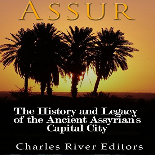 Assur audiobook cover art