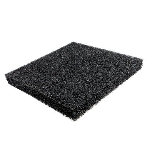 AQUANEAT Bio Sponge Filter Media Pad Cut-to-fit Foam Up to 23' for Aquarium Fish Tank (23.6'x17.7'x2')