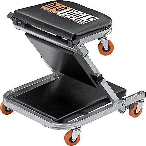Hi-Q Tools Schrauberstuhl/Liege fahrbar belastbar bis 110kg