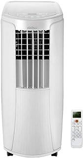 comprar comparacion Daitsu 3NDA0088 Aire Acondicionado Portátil con Bomba de Calor APD-12HK, potencia 3027 kcal/h, Nuevo Refrigerante R32, Áre...