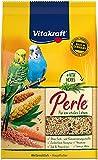 Vitakraft Fuerza periquitos Perle +Vita Herbs, 1er Pack (1x 500g)