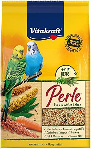 Vitakraft Fuerza periquitos Perle +Vita...